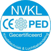PED certificering